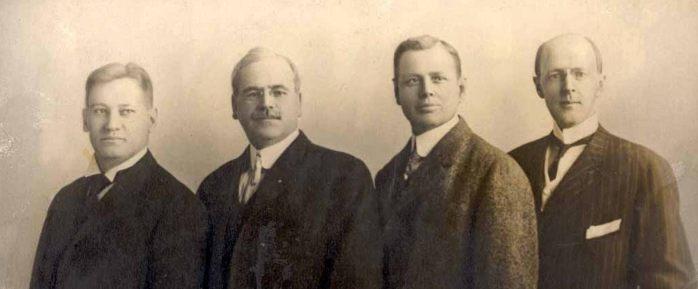Rotary Founder Members