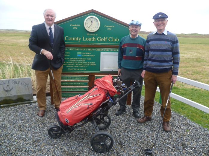 Drogheda Rotary Golf Classic Launch 2019
